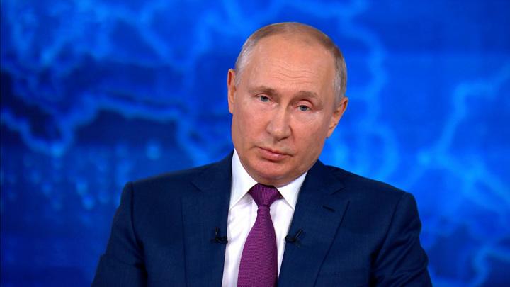 Путин: Запад пытается поместить Украину под прямое внешнее управление