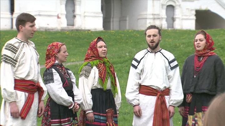 Фольклорный лагерь для молодежи откроется на Русском Севере
