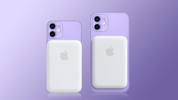 Apple выпустила магнитную батарею для iPhone 12