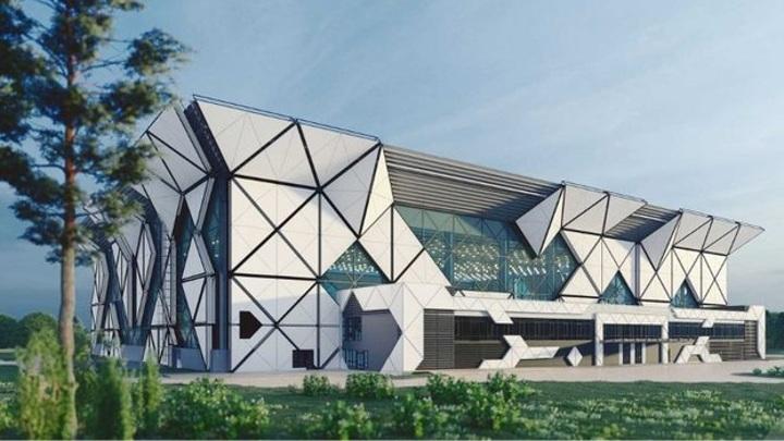 Строительство крытого футбольного манежа в Самаре закончат в 2022 году