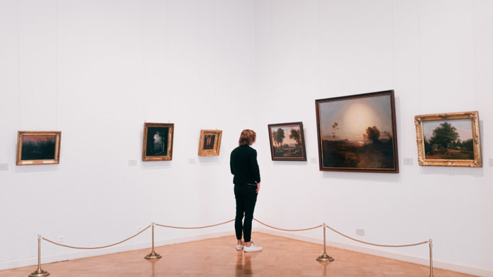 Эрмитаж вошел в список лучших музеев по версии TimeOut