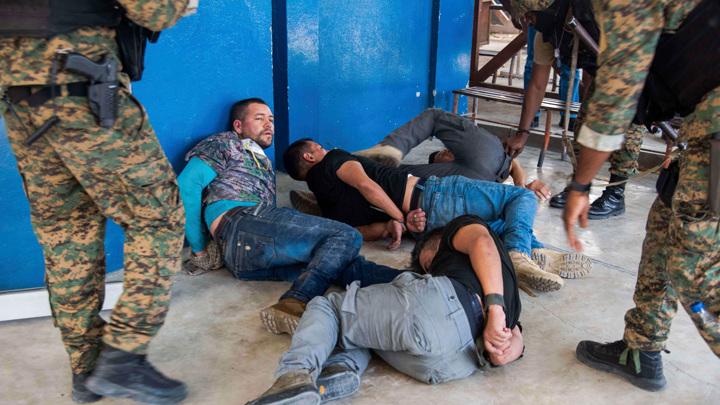 Кто стоит за убийством президента Гаити