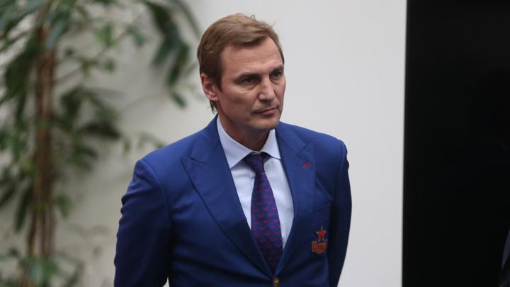 Сергей Федоров: назначение в ЦСКА стало неожиданным, но приятным
