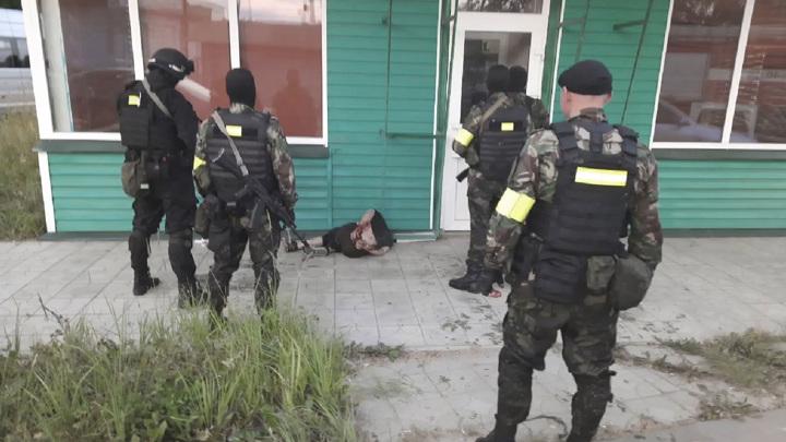 В Тверской области задержали мужчину, угрожавшего взорвать железнодорожную станцию
