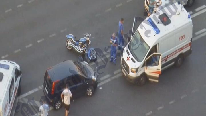 Известный столичный акушер погиб в аварии на мотоцикле