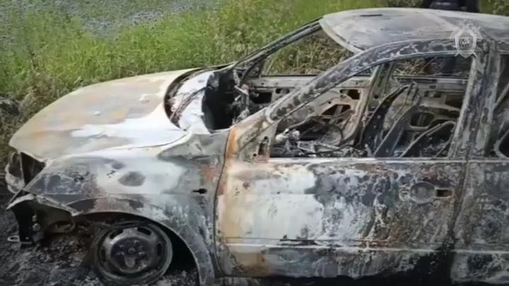 В поселке Алтайского края убили и сожгли участкового полицейского