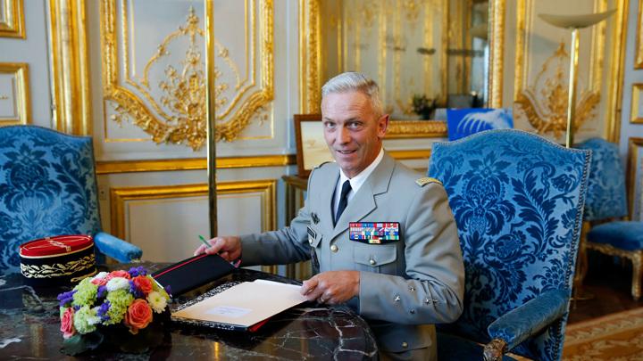 """""""Проблема все ближе"""": французский генерал опасается России"""