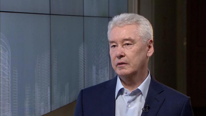 Сергей Собянин пояснил причину отмены QR-кодов