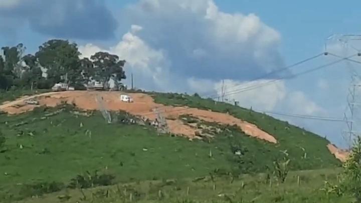 Семь человек погибли в Бразилии при падении опоры ЛЭП