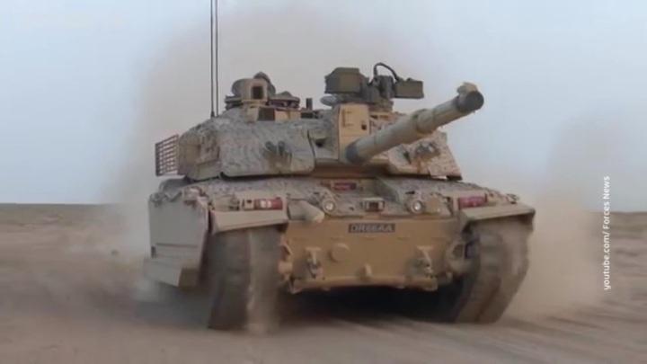 Геймер выложил в Сеть секретные чертежи британского танка