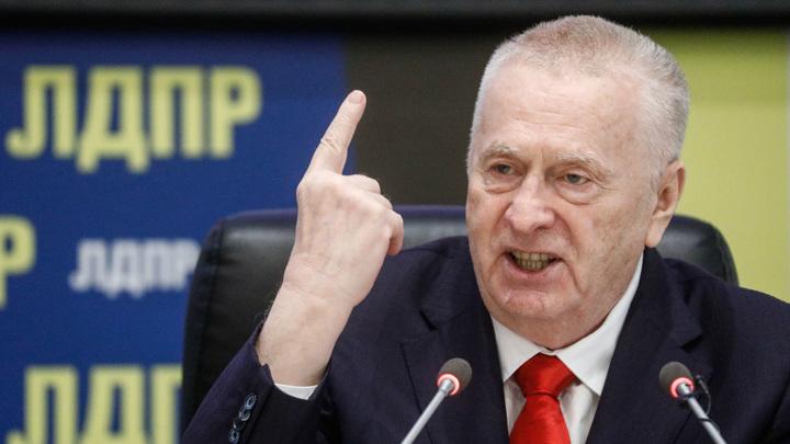 ЛДПР первой из партий прошла регистрацию в ЦИК