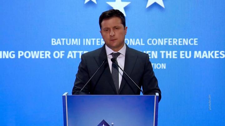 Украина, Грузия и Молдавия решили объединиться в ассоциированное трио