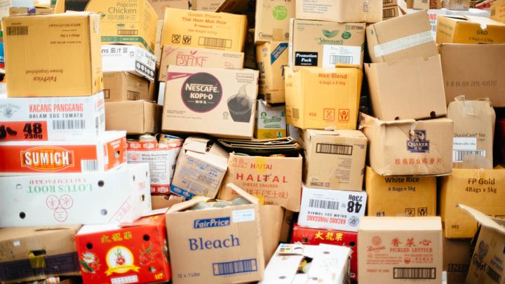 Минприроды: введение утильсбора на упаковку не вызовет дефицита товаров