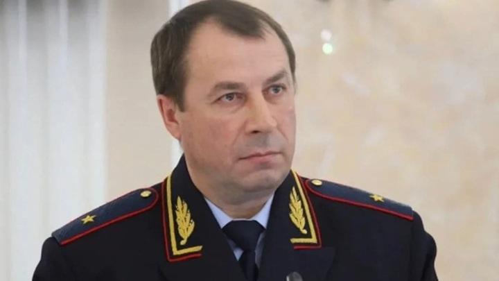 Колокольцев освободил от должности начальника ставропольского главка МВД