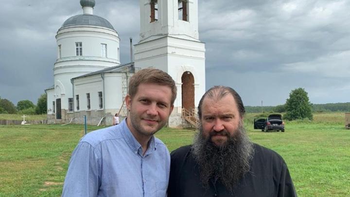 Борис Корчевников // Фото: instagram/b.korchevnikov