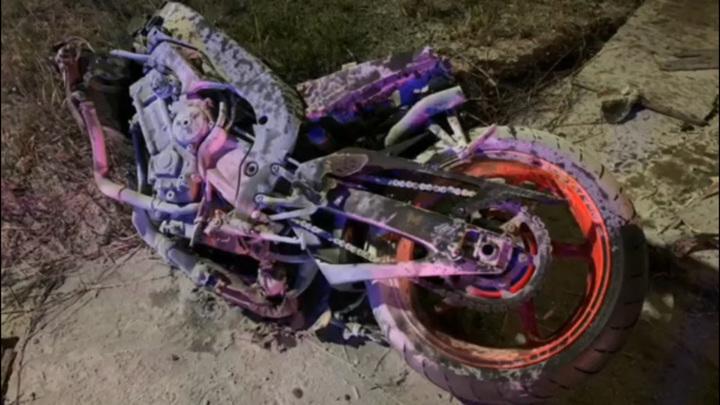 Под Иркутском в страшной аварии погибли двое мотоциклистов