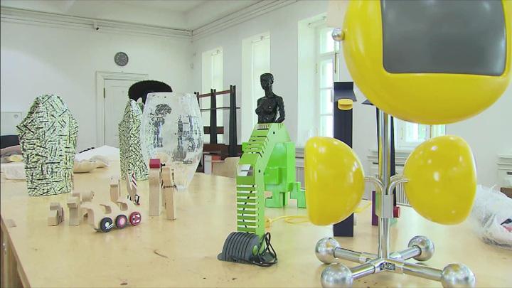 Первый госфонд предметного дизайна создадут во Всероссийском музее декоративного искусства