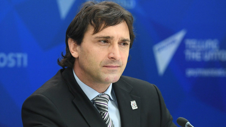 МОК лишил президента ФТАР Агапитова аккредитации на Игры