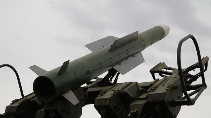 """Комплексы """"Бук"""" сбили 4 израильские ракеты в Сирии"""