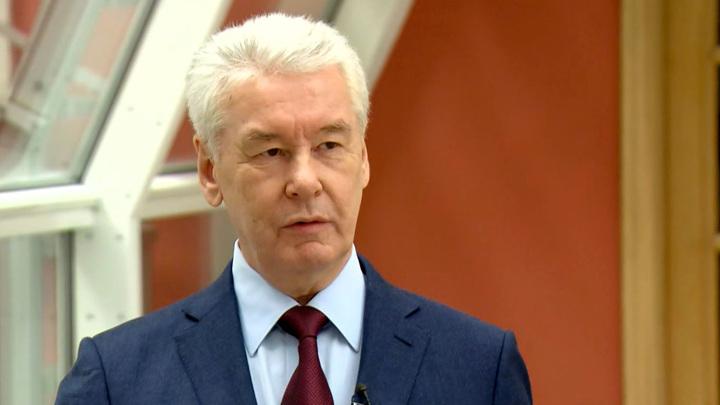 Собянин и Воробьев отчитались о ситуации в Москве и области