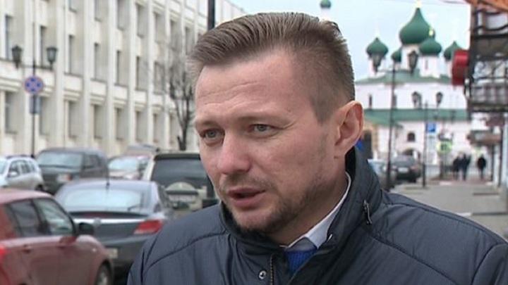 Экс-заместителя мэра Ярославля оставили под арестом еще на полгода