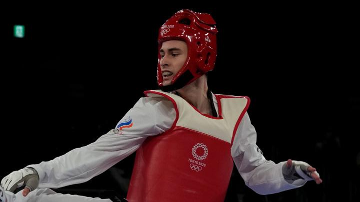 Тхэквондист Артамонов выиграл бронзу токийских Игр
