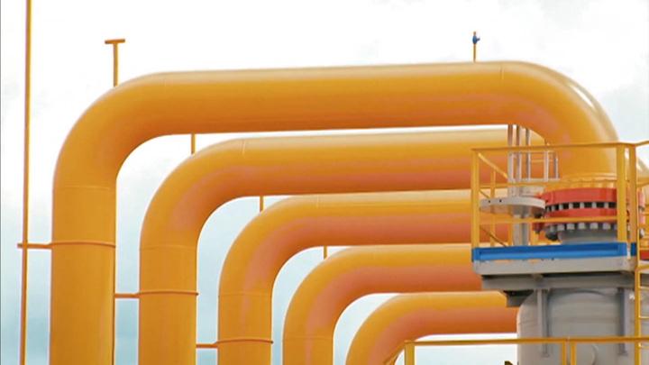 """""""Газпром"""" опять не увеличил транзит газа через Украину"""