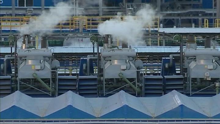 Украинская газовая истерика вызвала у специалистов лишь усмешку