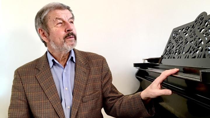 Ушел из жизни пианист, профессор Московской консерватории Владимир Сканави