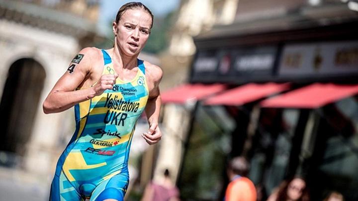Триатлонистка из Украины Елистратова попалась на допинге