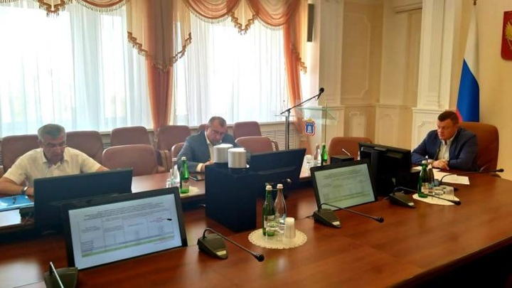 Дополнительные меры поддержки муниципального транспорта примут в Тамбовской области