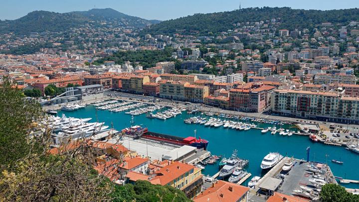 Французский город Ницца включен в Список всемирного наследия ЮНЕСКО