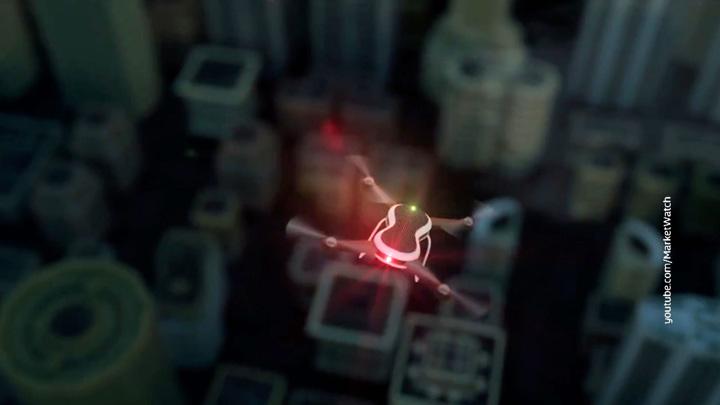 """В """"Лаборатории Касперского"""" создали """"умное зрение"""" для беспилотников"""