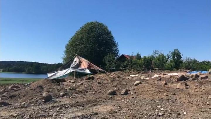 Леденящую кровь находку обнаружили на раскопках в Карелии
