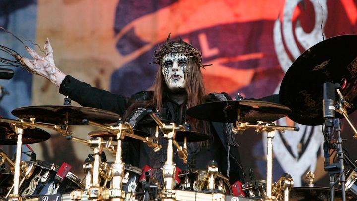 Не стало экс-барабанщика группы Slipknot