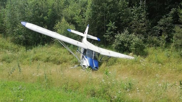 Приобрел самолет недавно. Подробности жесткой посадки в Приамурье