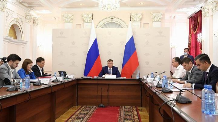 Кубань стала первым регионом, который Хуснуллин посетил в качестве куратораЮФО