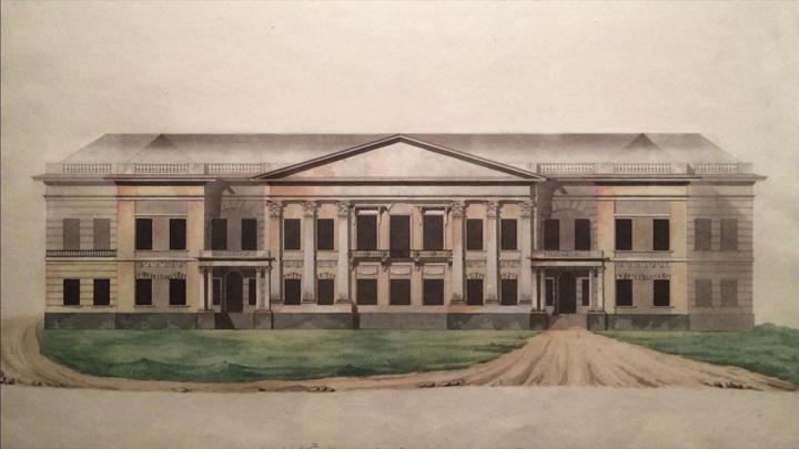 Продолжается строительство Музейного городка в центре  Москвы