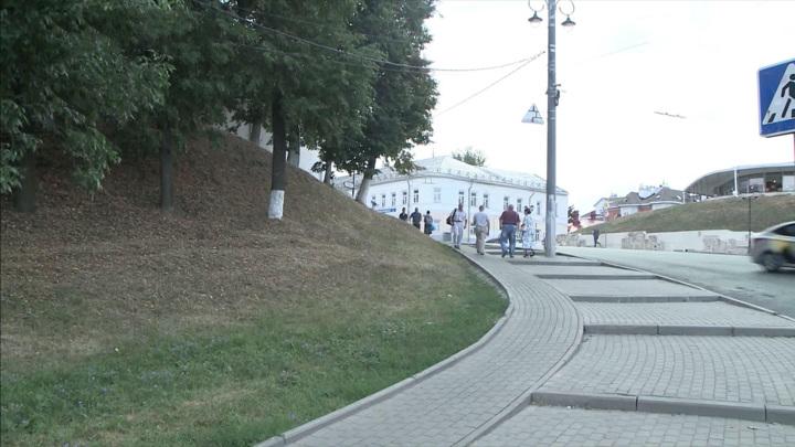 Оборонительные валы во Владимире нуждаются в благоустройстве и защите от вандалов