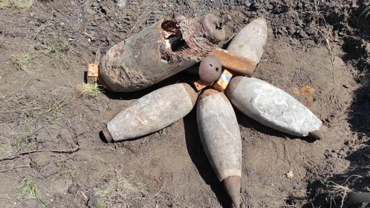 23 авиабомбы XX века уничтожили в Самарской области