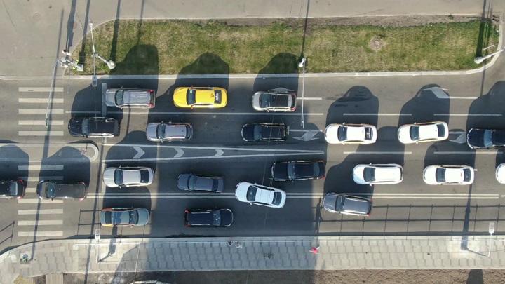 За два года число автовладельцев в России уменьшилось на 5%
