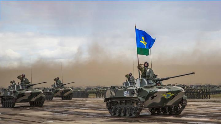 Воздушно-десантные войска: 91 год со дня основания