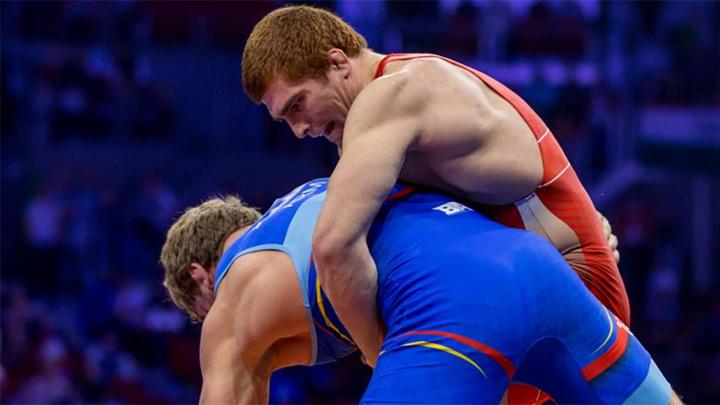 Борьба. Муса Евлоев вышел в полуфинал Олимпиады