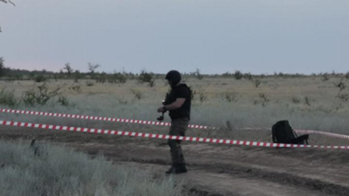 В Волгоградской области пастух подорвался на снаряде времен ВОВ