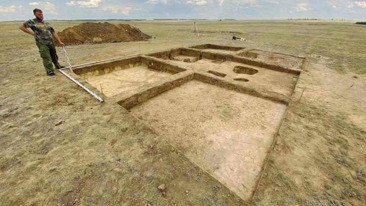 На Южном Урале изучают доисторическое массовое захоронение детей