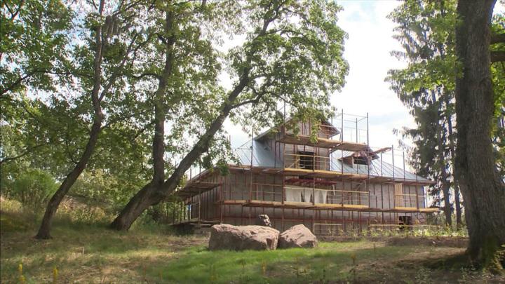 """В музее-заповеднике """"Парк Монрепо"""" завершается реконструкция"""