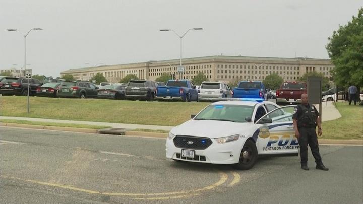 ФБР расследует инцидент со стрельбой у Пентагона