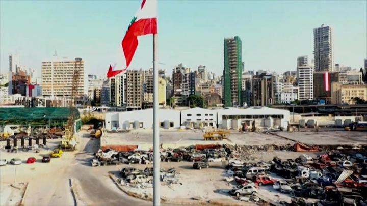 Год после взрыва: Ливан вспоминает жертв трауром и демонстрациями