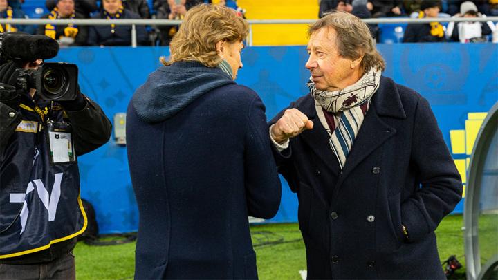 """""""Это один из лучших тренеров"""". Как Семин заменил Карпина"""