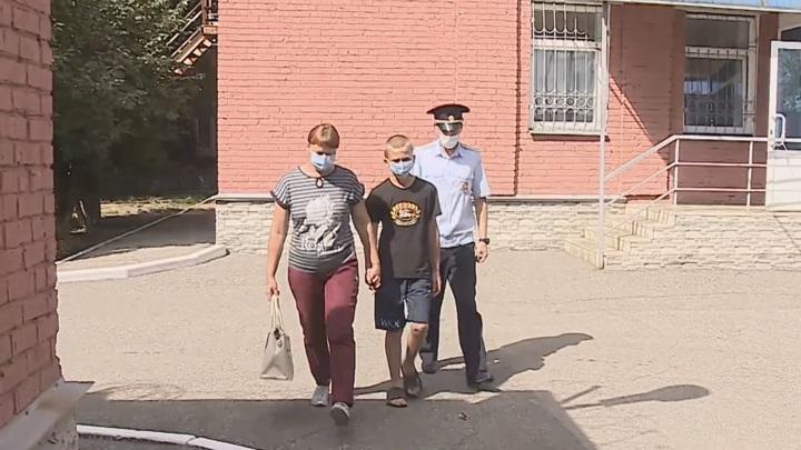 Появились детали обнаружения в Омске ребенка-беглеца из Новосибирской области